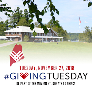 Giving Tuesday NEMC