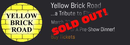 Yellow Brick Road ... A Tribute to Elton John