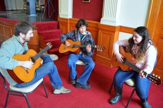 Acoustic Electric Guitar Lessons