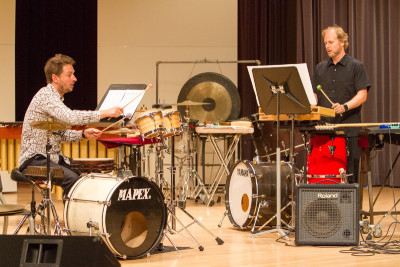 Ted Adkatz Percussion Seminar